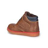 Polaris 72.509563.B Kahverengi Erkek Çocuk Sneaker Ayakkabı