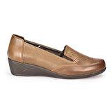 Polaris 72.158106.Z Siyah Kadın Gova Ayakkabı