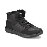 Kinetix DENA PU Siyah Kadın Sneaker Ayakkabı