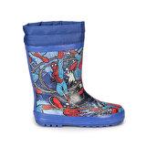 Spiderman OLGAR-1 Mavi Erkek Çocuk Yağmur Çizmesi