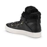 Kinetix ERLIN Siyah Kadın Sneaker Ayakkabı