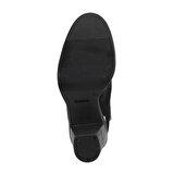 Butigo Z145 Siyah Kadın Topuklu Bot
