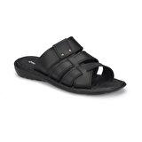 Polaris 81.157702.M Siyah Erkek Ayakkabı