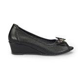 Polaris 81.311144.Z Siyah Kadın Ayakkabı