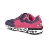 Kinetix NEVA Mor Erkek Çocuk Sneaker Ayakkabı