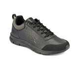Kinetix LUCA II Siyah Erkek Koşu Ayakkabısı