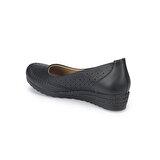 Polaris 5 Nokta 81.111026.Z Siyah Kadın Basic Comfort