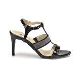 Butigo 18S-095 Siyah Kadın Ayakkabı