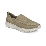 Kinetix NOLAN Bej Erkek Loafer Ayakkabı