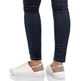 Butigo CS18058 Beyaz Kadın Sneaker Ayakkabı