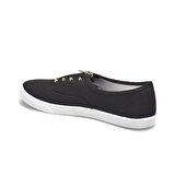 Art Bella U2300-18S Siyah Kadın Slip On Ayakkabı