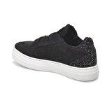 Butigo NEW SNIP Siyah Kadın Sneaker Ayakkabı