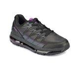 Kinetix CYBER PU W Siyah Kadın Koşu Ayakkabısı