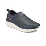 Kinetix JOY PU W Lacivert Kadın Yürüyüş Ayakkabısı