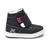 Kinetix LUKA Siyah Erkek Çocuk Sneaker Ayakkabı