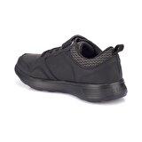 Kinetix HAYNES Siyah Erkek Çocuk Sneaker Ayakkabı