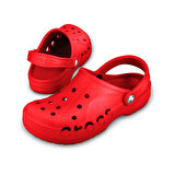 Crocs Kırmızı Unisex Sabo Terlik