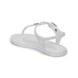 Igor S10197 URSULA MINI-001 Beyaz Kız Çocuk Sandalet