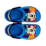 Crocs CREATIVE MICKEY COLORBLOC Mavi Unisex Çocuk Sandalet