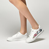 Polaris 91.311535.Z Beyaz Kadın Sneaker Ayakkabı