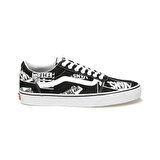 Vans MN WARD Siyah Erkek Sneaker Ayakkabı