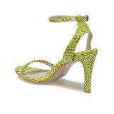 Butigo KORO47Z CİLT Sarı Kadın Sandalet