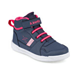Kinetix ENKOS HI 9PR Lacivert Kız Çocuk Sneaker Ayakkabı