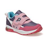 Seventeen PABLO.1.P Mor Kız Çocuk Spor Ayakkabı
