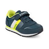 Kinetix PAYOF PU 9PR Petrol Erkek Çocuk Sneaker Ayakkabı