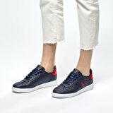 U.S. Polo Assn. SOMMER Lacivert Kadın Sneaker Ayakkabı