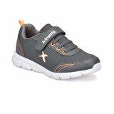 Kinetix YANNI Gri Erkek Çocuk Koşu Ayakkabısı