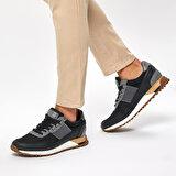 Lumberjack FARGO Siyah Erkek Sneaker Ayakkabı