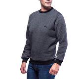 Slazenger INDIA Antrasit Erkek Sweatshirt