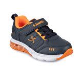 Kinetix SPURSY 9PR Lacivert Erkek Çocuk Koşu Ayakkabısı