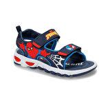 Spiderman 91.VICE.P Lacivert Erkek Çocuk Spor Ayakkabı