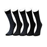 Garamond BLOOR 5 LI SKT-M Lacivert Erkek Soket Çorap