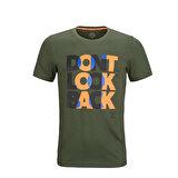 Kinetix LOGAN 2 T-SHIRT Haki Erkek T-Shirt