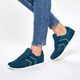 Torex LORENA W Petrol Kadın Sneaker Ayakkabı