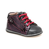 Kifidis 0105A4 Mürdüm Kız Çocuk Ayakkabı