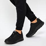 Kinetix CRESTO 9PR Siyah Erkek Casual Ayakkabı