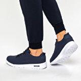 Kinetix NINA PU M 9PR Lacivert Erkek Sneaker Ayakkabı