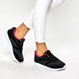 Kinetix ANCHOR TX W 9PR Siyah Kadın Sneaker Ayakkabı