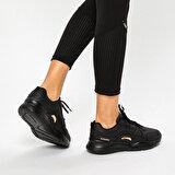 Kinetix LOWAN W 9PR Siyah Kadın Sneaker Ayakkabı