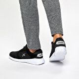 Kinetix ACTION TX M 9PR Siyah Erkek Sneaker Ayakkabı