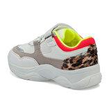 Kinetix SANITA J Beyaz Kız Çocuk Fashion Sneaker