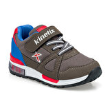 Kinetix RIVERO Koyu Gri Erkek Çocuk Yürüyüş Ayakkabısı