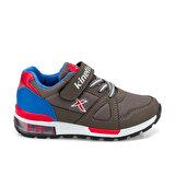 Kinetix RIVERO Gri Erkek Çocuk Yürüyüş Ayakkabısı