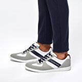 U.S. Polo Assn. VARIAL Beyaz Erkek Sneaker Ayakkabı
