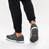 Kinetix VALOR Koyu Gri Erkek Sneaker Ayakkabı