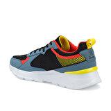 Kinetix SIERA M Siyah Erkek Sneaker Ayakkabı